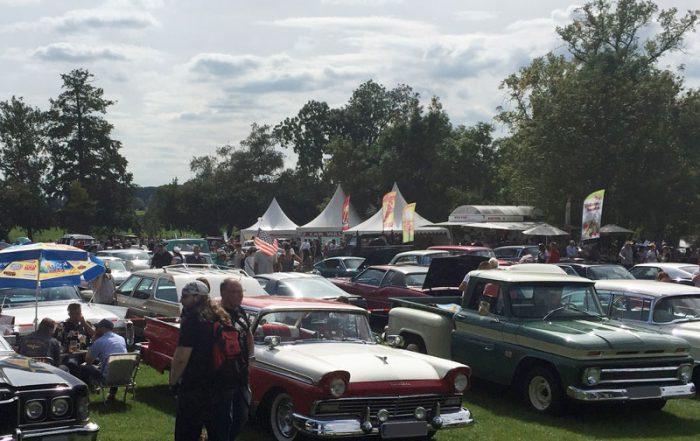 US Car Classics, Schloss Diedersdorf 2016