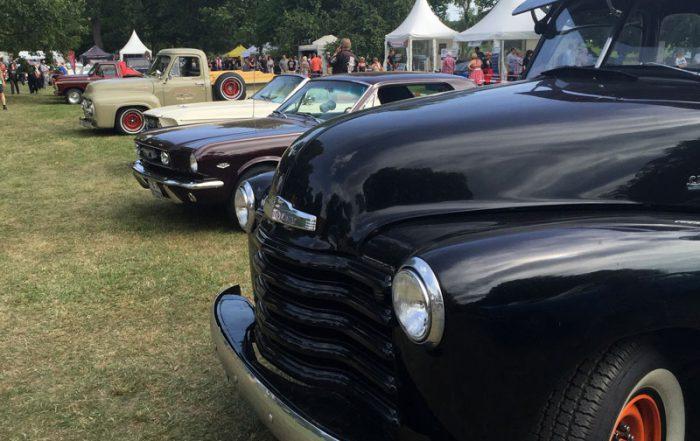 US Car Classics Schloss Diedersdorf 2016